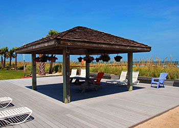 Atlantic Towers Sundeck & Gazebo